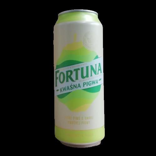 Fortuna Kwaśna Pigwa 500ml