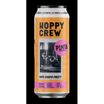 Hoppy Crew: Who Snaps First? 500ml