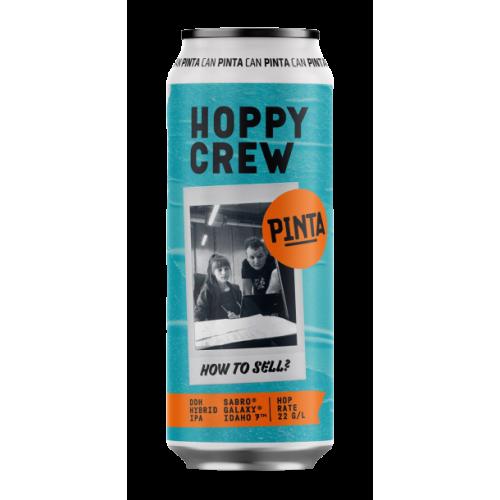 Hoppy Crew: How To Sell? 500ml