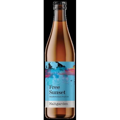 Free Sunset Fruit Ale 500ml