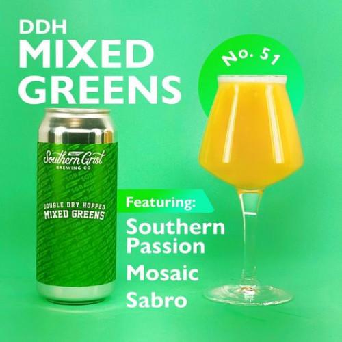 DDH Mixed Greens LI 473ml