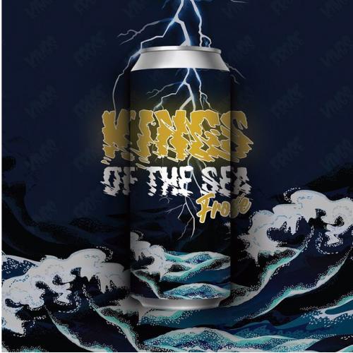 Kings of the Sea Fros'e 473ml