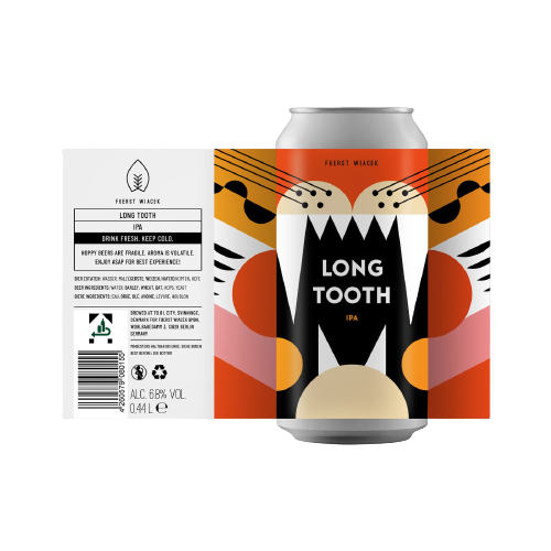 Long Tooth 440ml