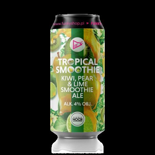 Tropical Smoothie: Kiwi, Pear & Lime 500ml