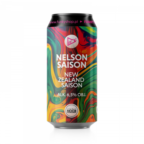 Nelson Saison 500ml