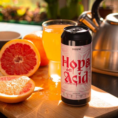 Hops on Acid Grapefruit 500ml