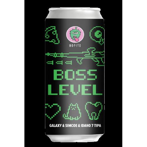 Boss Level 500ml