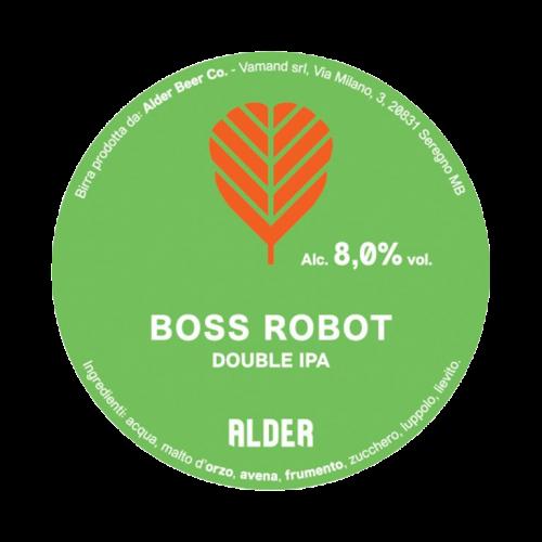 Boss Robot 400ml