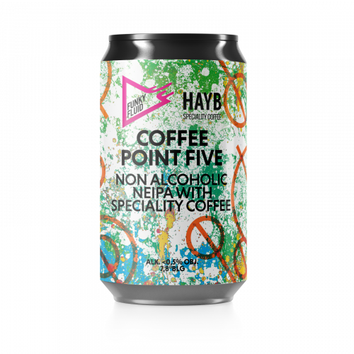 Coffee Point Five 330ml