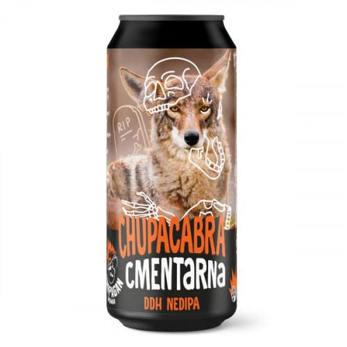 Chupacabra Cmentarna 500ml