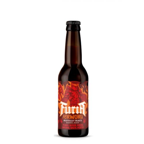 Furia Ferworu Peanut Butter Buffalo Trace BA 330ml