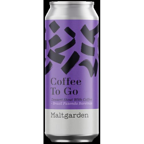 Coffee To Go (Brazil Fazenda) 500ml