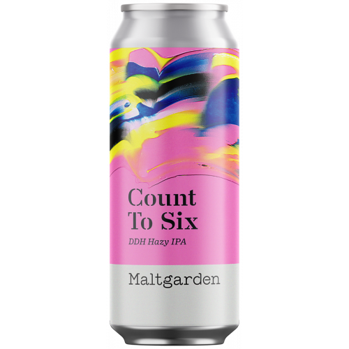 Count To Six 500ml