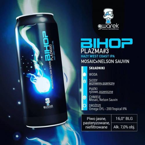 Bi-Hop - Plazma 3 500ml