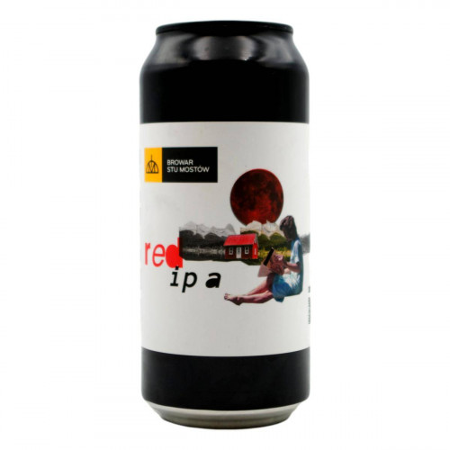 Red IPA 440ml