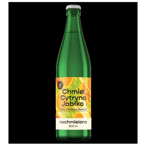 Nachmielona Hops + Lemon + Apple 500ml