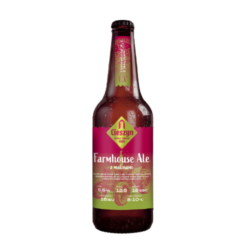Farmhouse Ale Raspberry 500ml