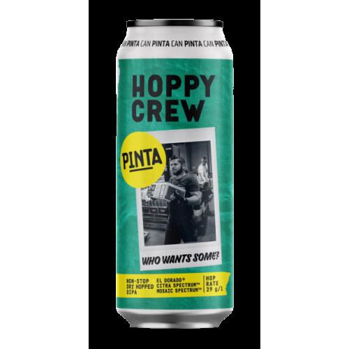 Hoppy Crew: Who Wants Some? 500ml