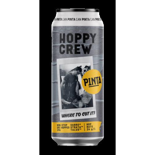 Hoppy Crew: Where To Cut It? 500ml