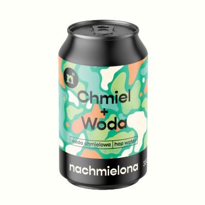 Nachmielona Hops + Water 330ml