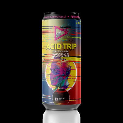Acid Trip: Nelson Sauvin & Passion Fruit 500ml