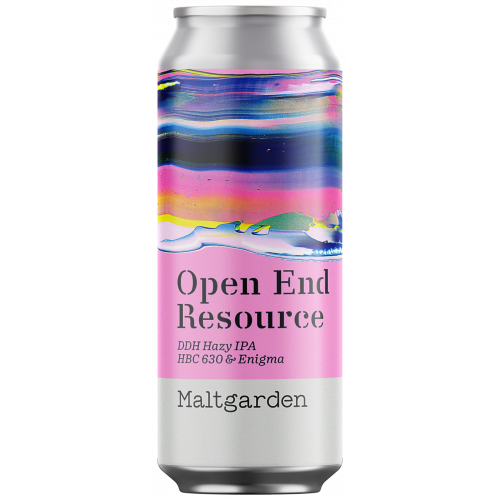 Open End Resource 500ml