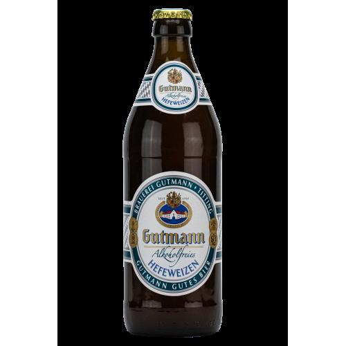 Gutmann Alkoholfreies Hefeweizen 500ml