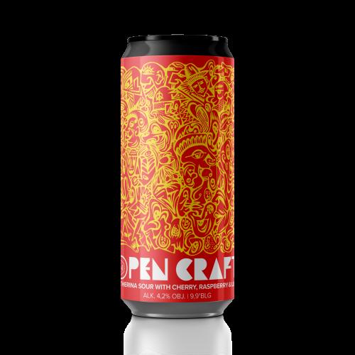 Open Craft 2021 - Cherry 500ml
