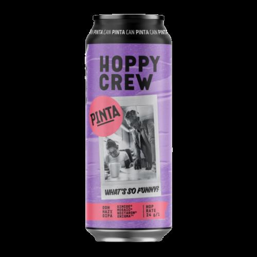 Hoppy Crew: What's So Funny? 500ml