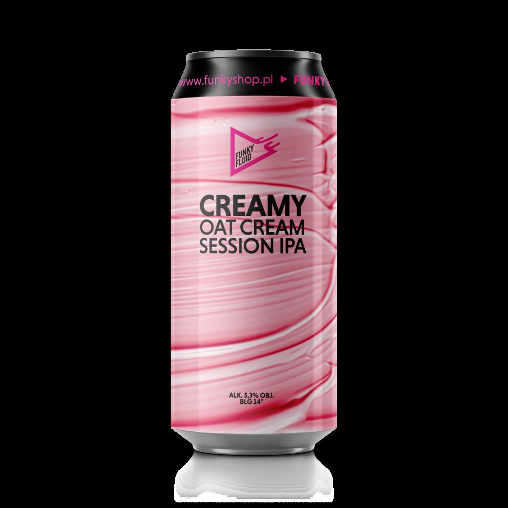 Creamy 500ml