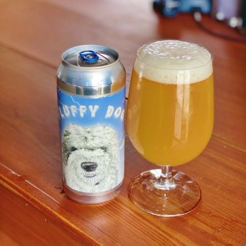 Fluffy Dog 473ml