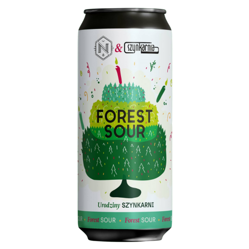 Forest Sour 500ml