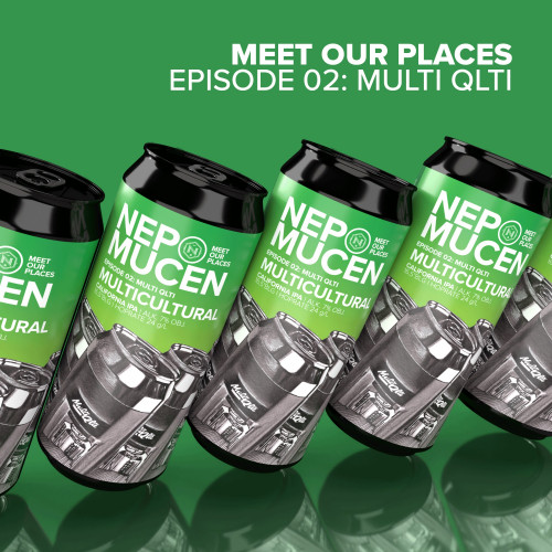Multicultural - Meet Our Places | Episode 02: MultiQlti 500ml