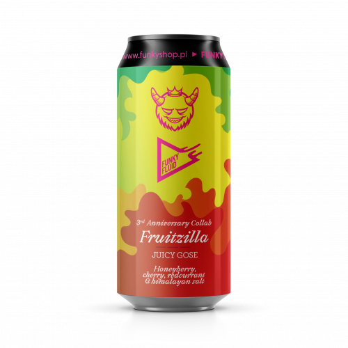 Fruitzilla (3rd Anniversary Collab)