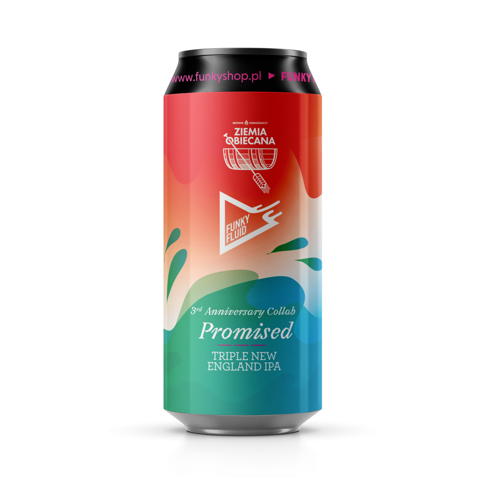 Promised (3rd Anniversary Collab) 500ml