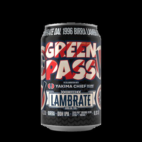 Green Pass 330ml
