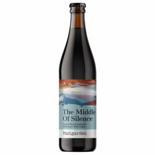 The Middle of Silence 2021 500ml