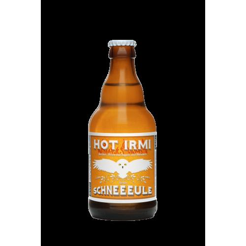 Schneeeule Hot Irmi 330 ml butelka