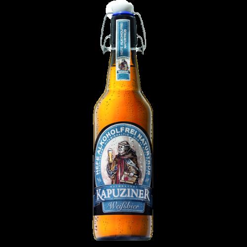 Kapuziner Weisse Alkoholfrei but. 500ml