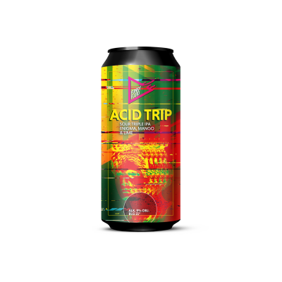 Acid Trip: Enigma, Mango & Lime 500ml