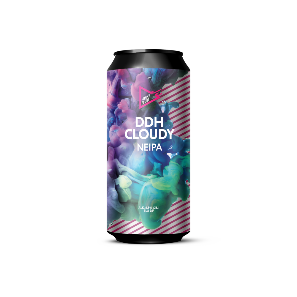 DDH Cloudy 500ml