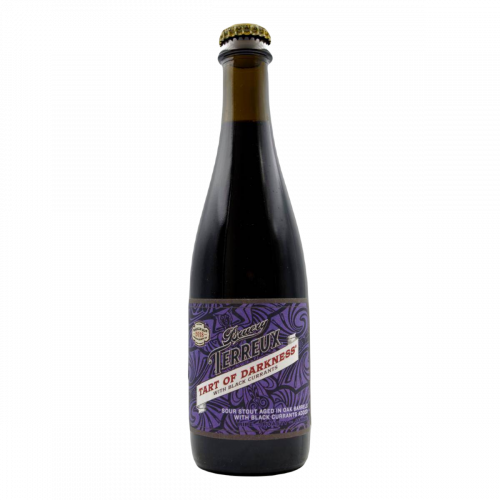 Tart of Darkness Blackcurrant 375ml