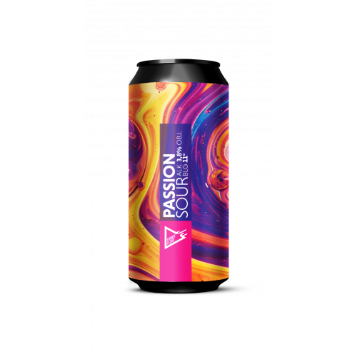 Passion Sour 500ml