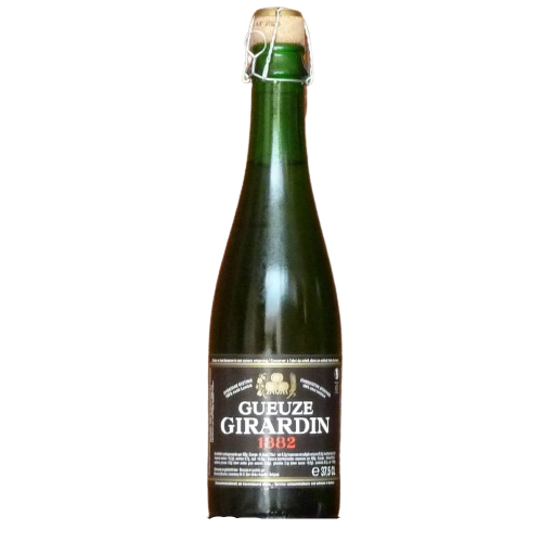 Gueuze Girardin 1882 Black Label 375ml