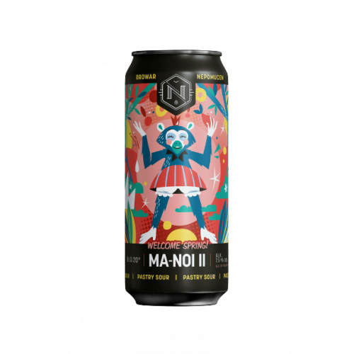 Ma-Noi: Welcome Spring 500ml