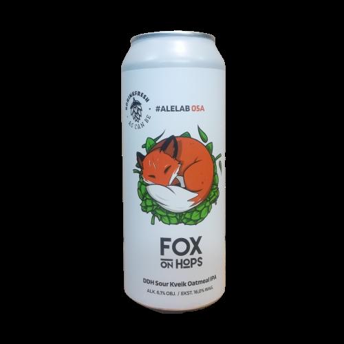 Fox On Hops 500ml