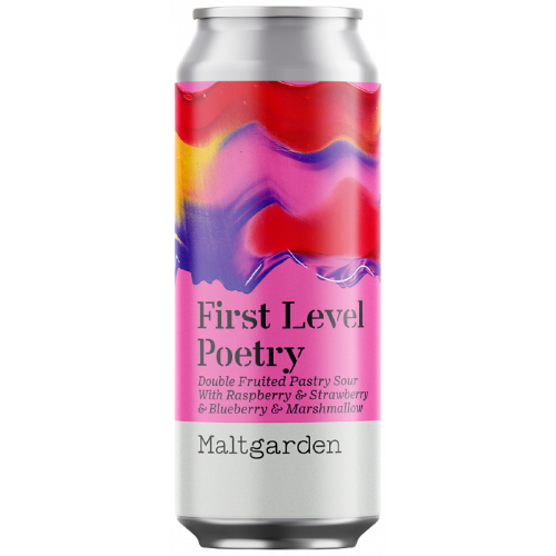 First Level Poetry 500ml
