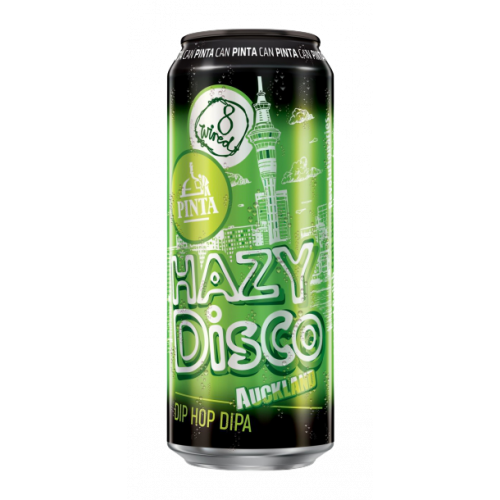 Hazy Disco: Auckland 500ml