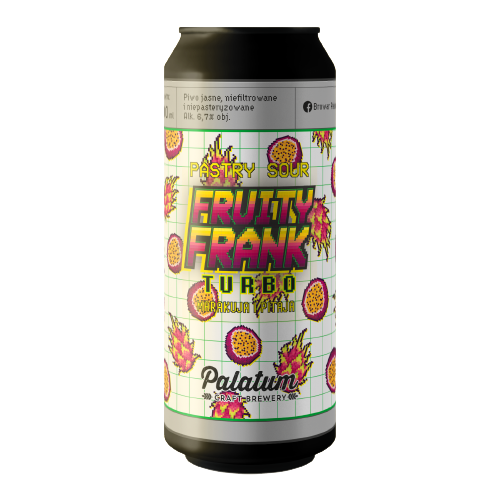 Fruity Frank Turbo 500ml