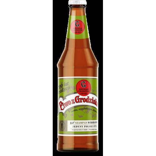 Piwo z Grodziska 500ml